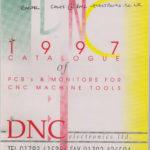 About DNC Electronics - Catalogue 1997