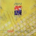 About DNC Electronics - Catalogue 2002