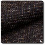 gruby materiał brązowy berlin