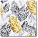 złote zasłony - tkaniny zasłonowe na metry