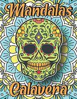 Mandalas-Calavera-Coloring-Mexican-Relaxing-mandalas-de-calaveras