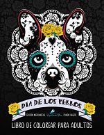 Perros-Libro-Colorear-Para-Adultos-mandalas-de-calaveras