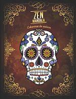 Zen-Mandala-Calaveras-dificultad-calaveras-mandalas-de-calaveras