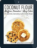 Coconut Flour Recipe eBook