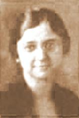 Ruth Kotinsky 1923/4