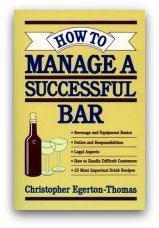 how to open and manage a small bar
