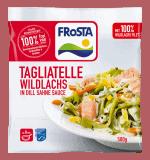 FROSTA Pfannengerichte ohne Zusatzstoffe, bundesweit in alle tegut Filialen