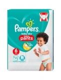 Mit Rossmann 50% Coupon & App die Pampers Baby-Dry Doppelpack ab 0,12€ das Stück
