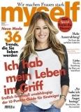 MYSELF – 12 Ausgaben myself für effektiv 6,60 €