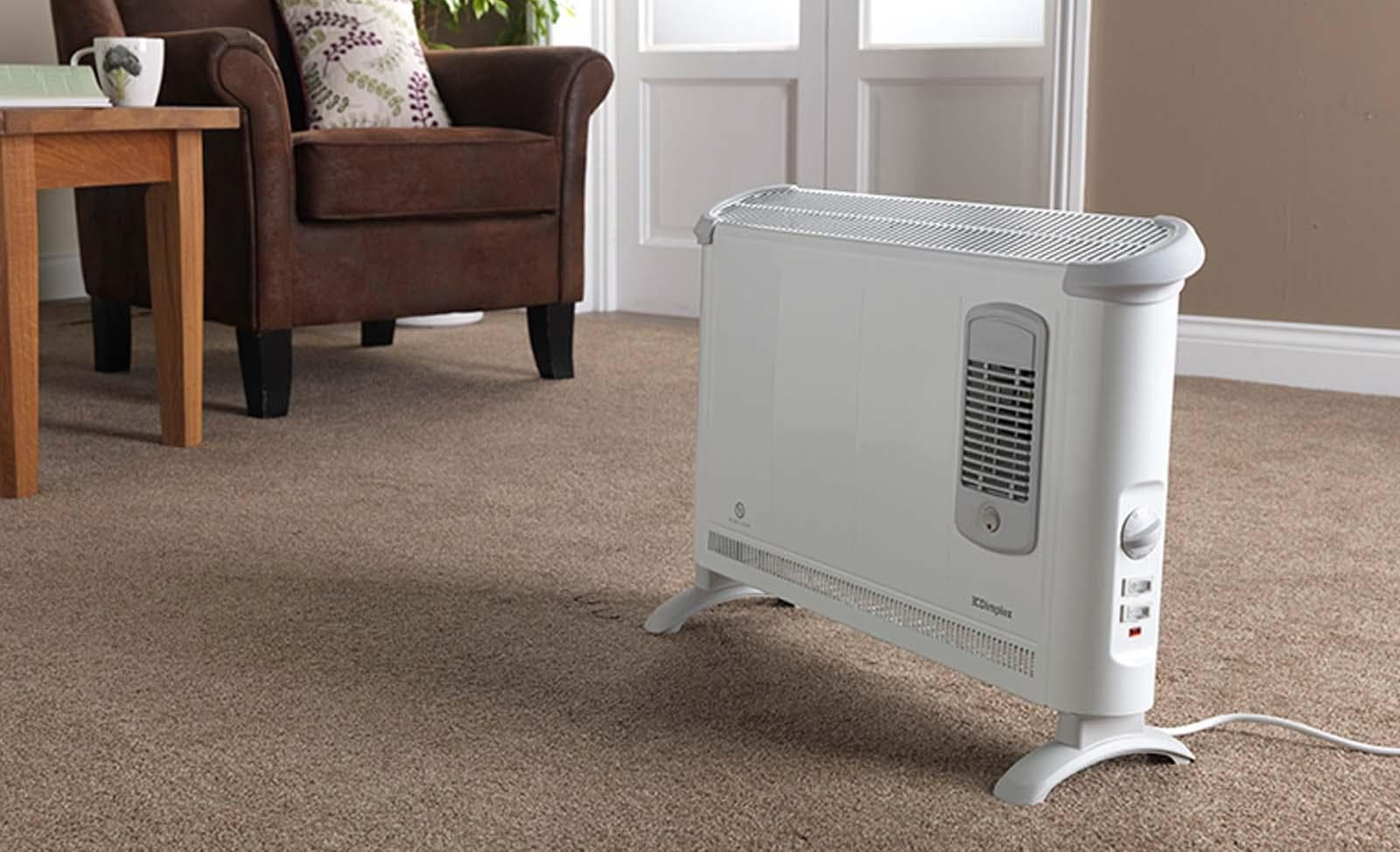 using Moveable Heaters
