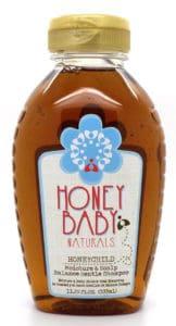 Honey Baby Naturals Honeychild Moisture & Scalp Balance Gentle Shampoo