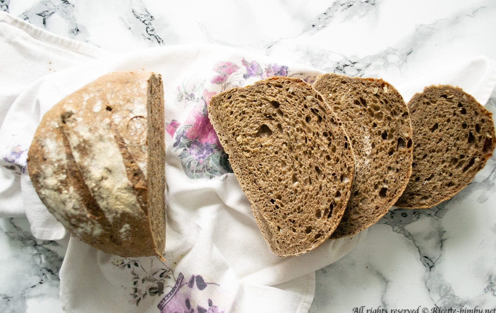 Pane ai cereali Bimby