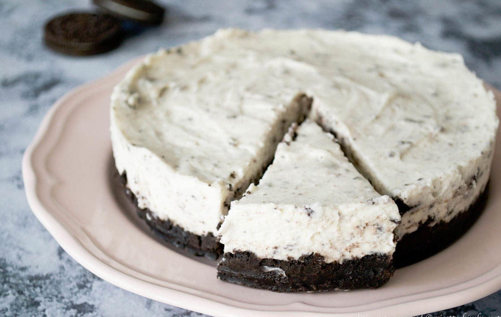 Oreo Cheesecake Bimby