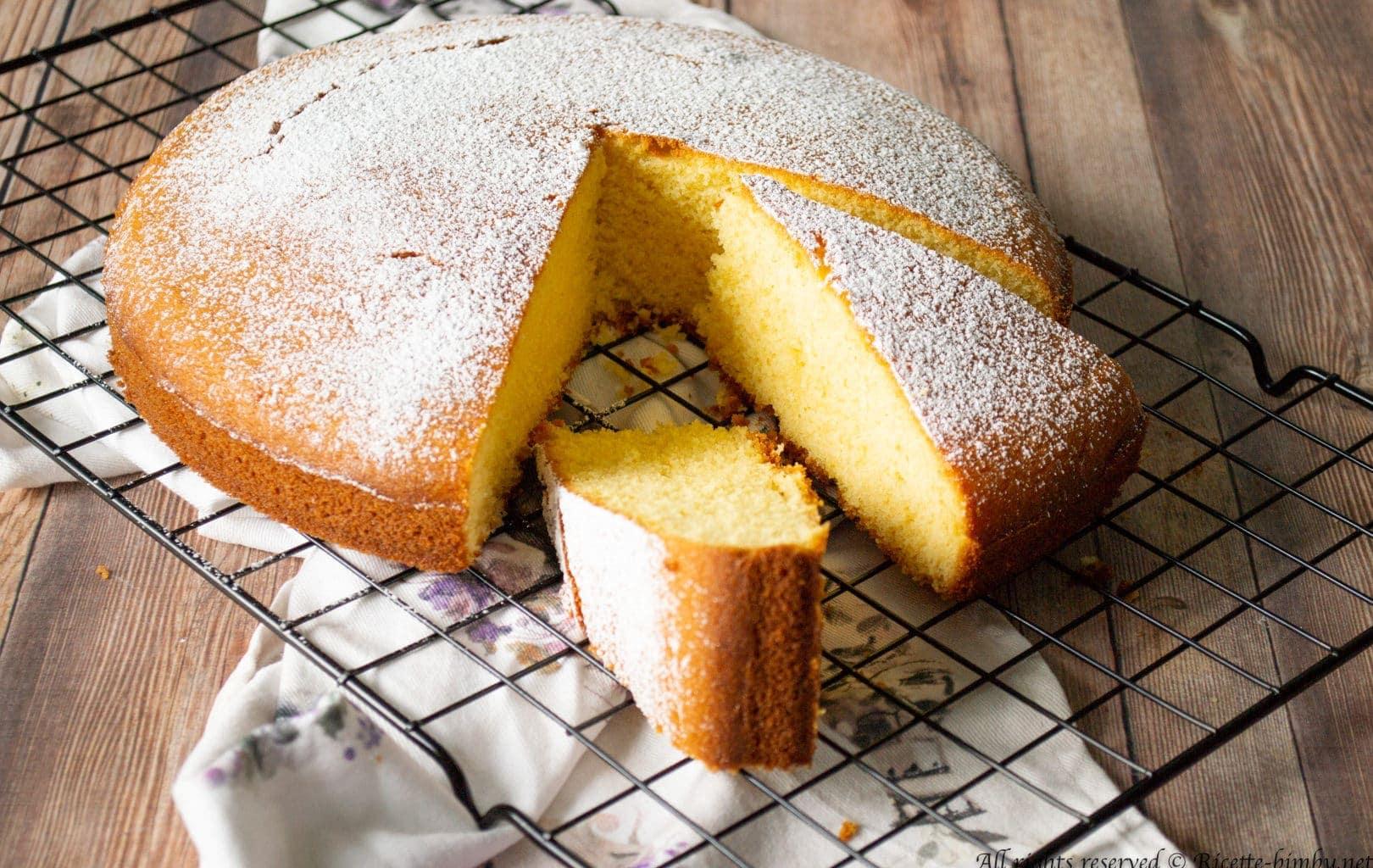 Torta Bertolda Bimby