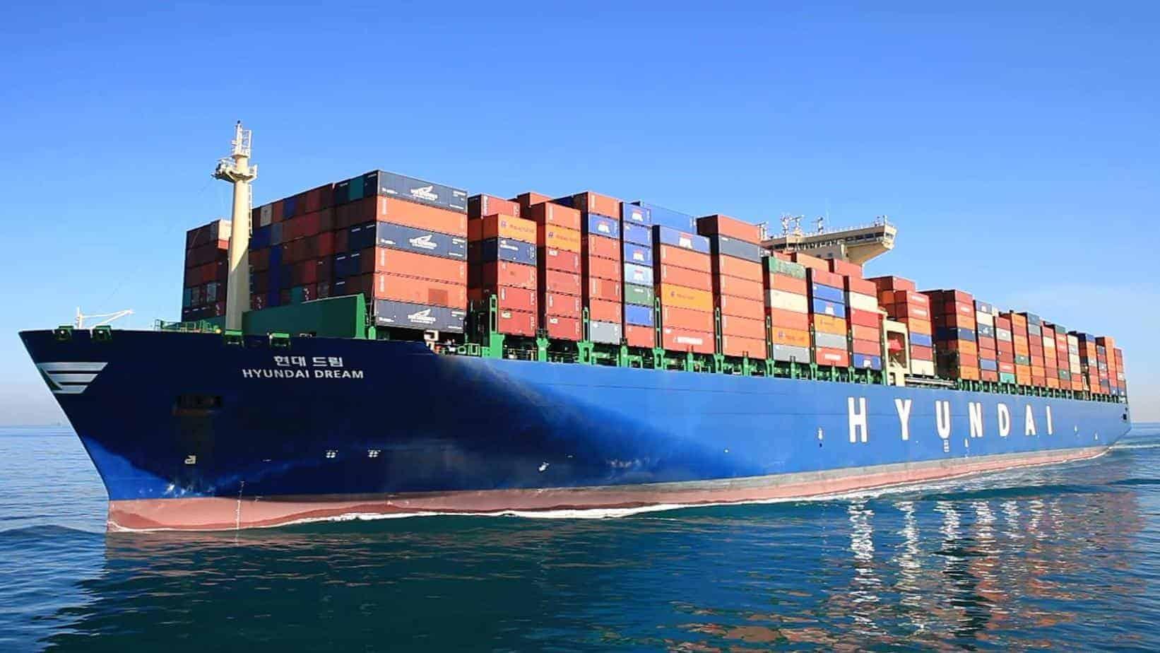 Hyundai Merchant Marine