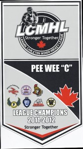Our LCMHL banner