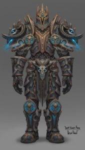 Death Knight Tier 19