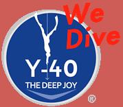 We dive Y-40