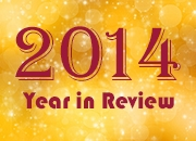 Looking back on 2014 - Review of Queen's IRC Articles and Papers