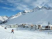 Kühtai skidorp
