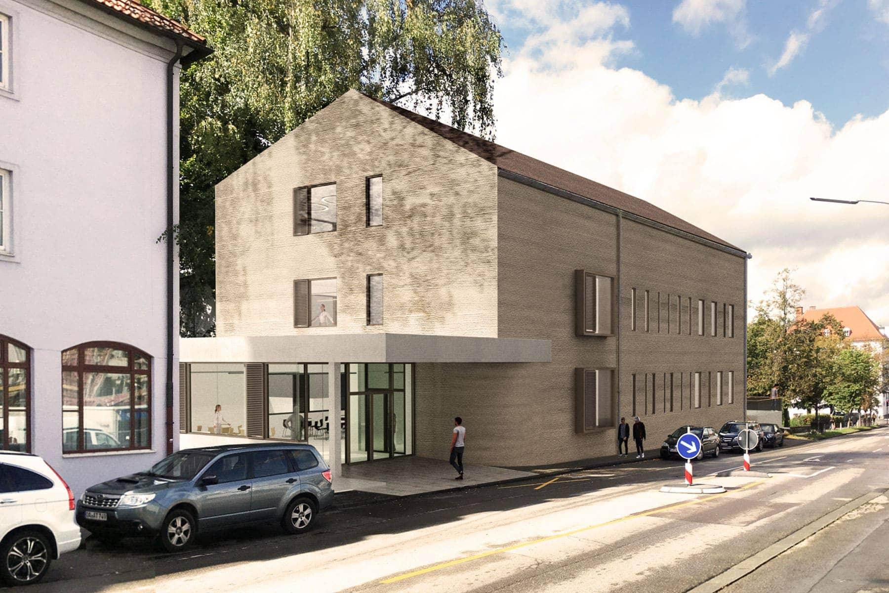 Berufsförderschule Sankt Georg in Kempten