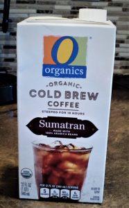 O Organics Sumatran Cold Brew Coffee