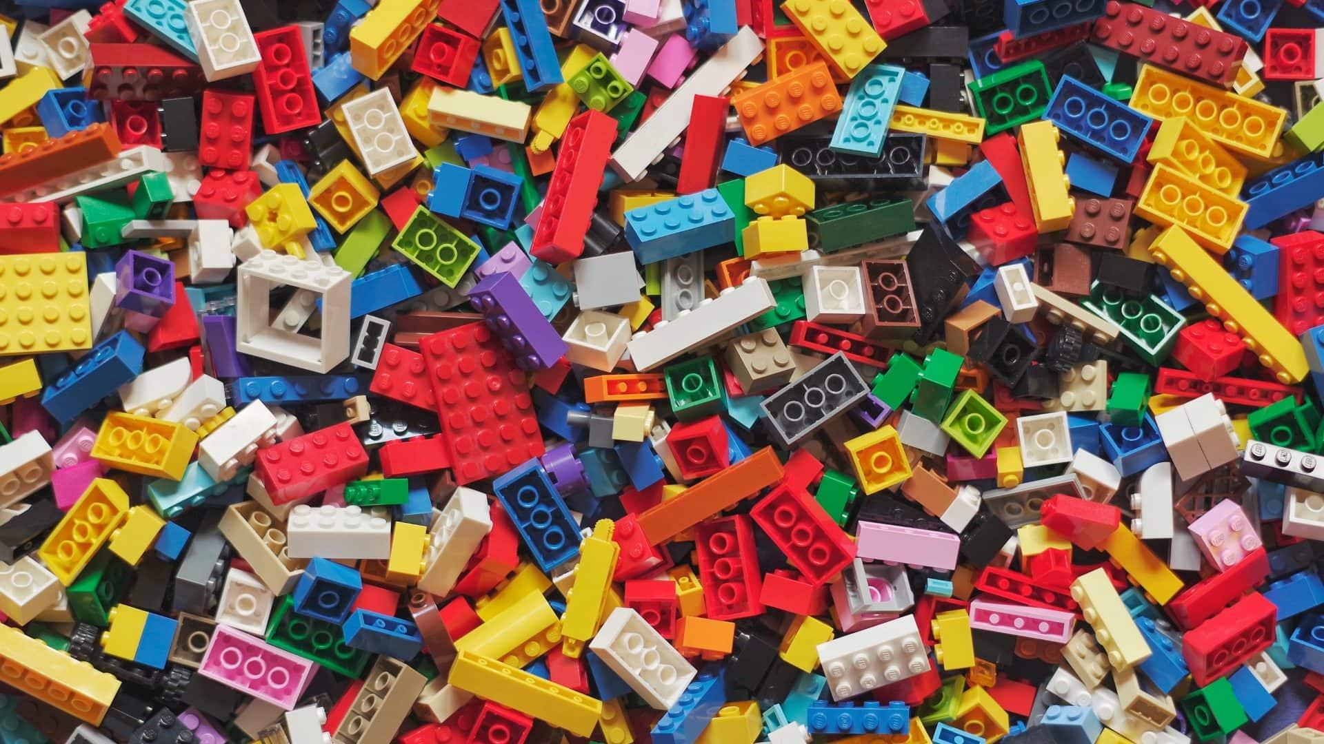 Money Lego