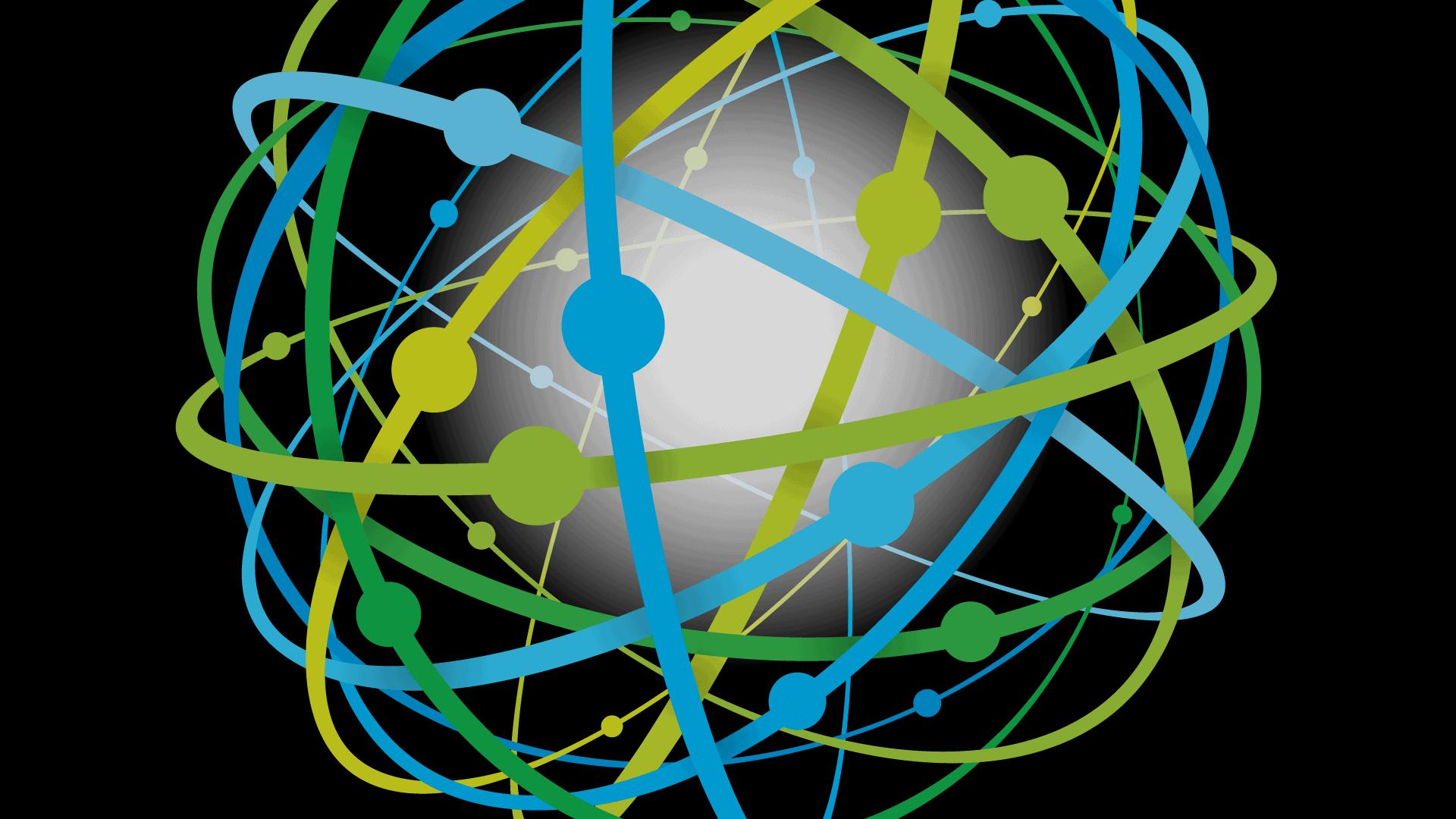 IBM's logo for Watson