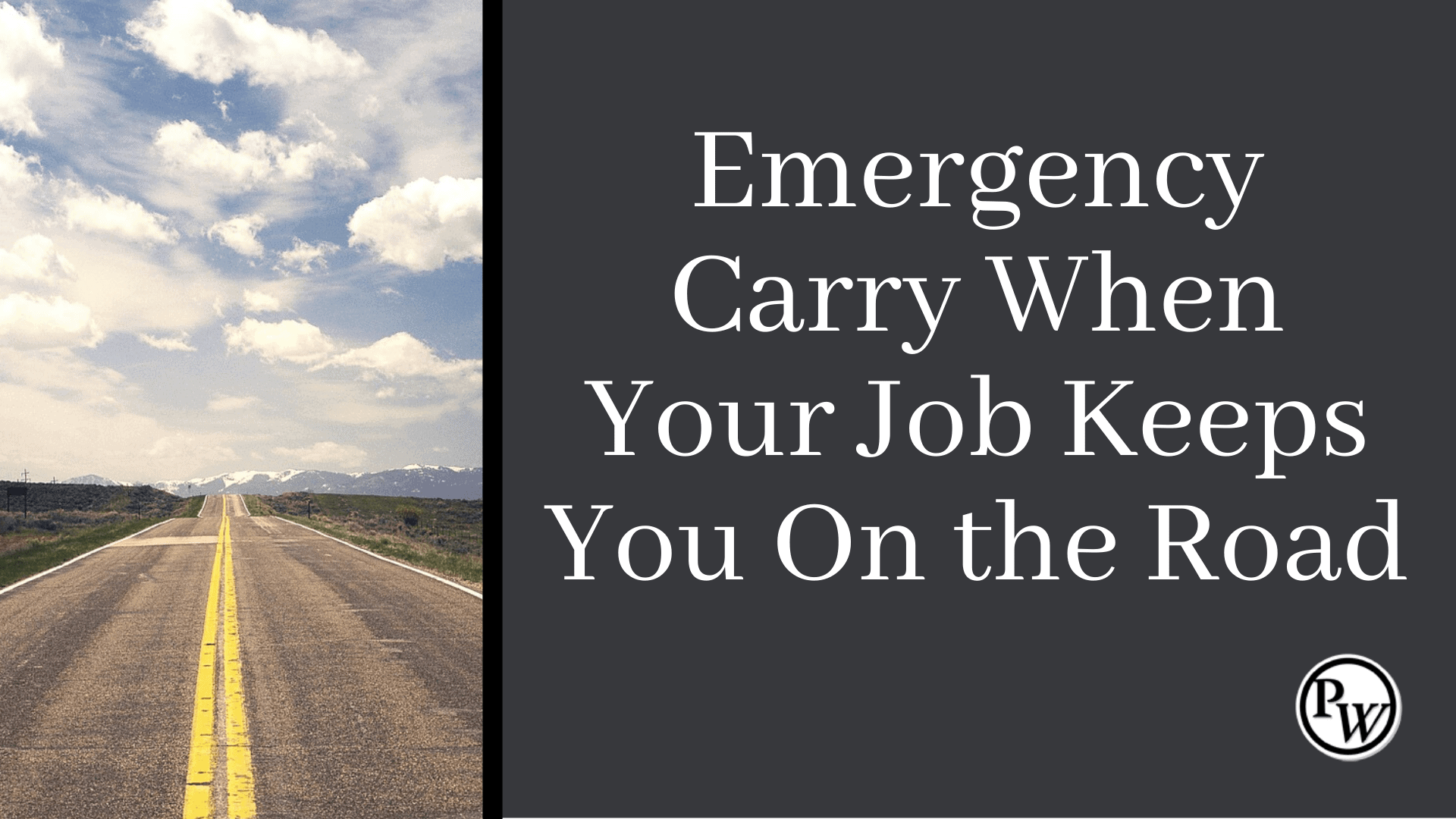Emergency Carry