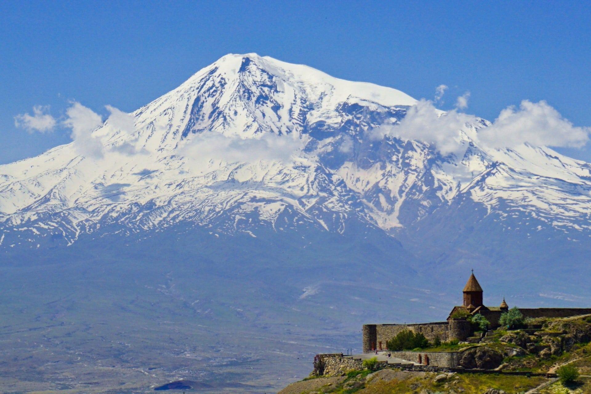 Khor Virap monastery, Armenia - Experiencing the Globe