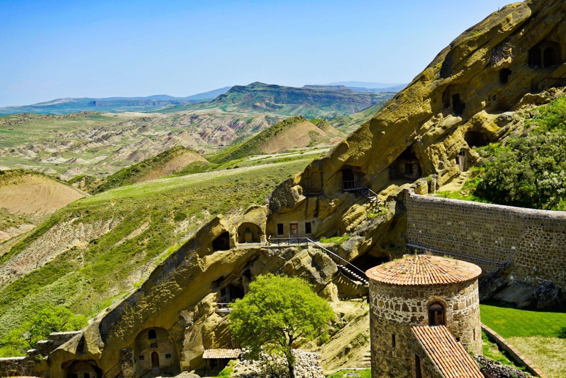 Davit Gareji monastery, Georgia – Experiencing the Globe