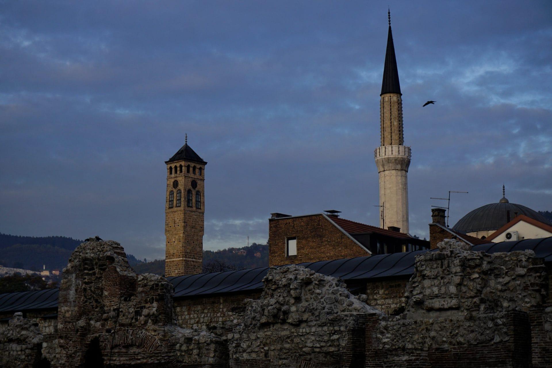 Ruins of Tašlihan Caravanserai, Sarajevo, Bosnia and Herzegovina - Experiencing the Globe