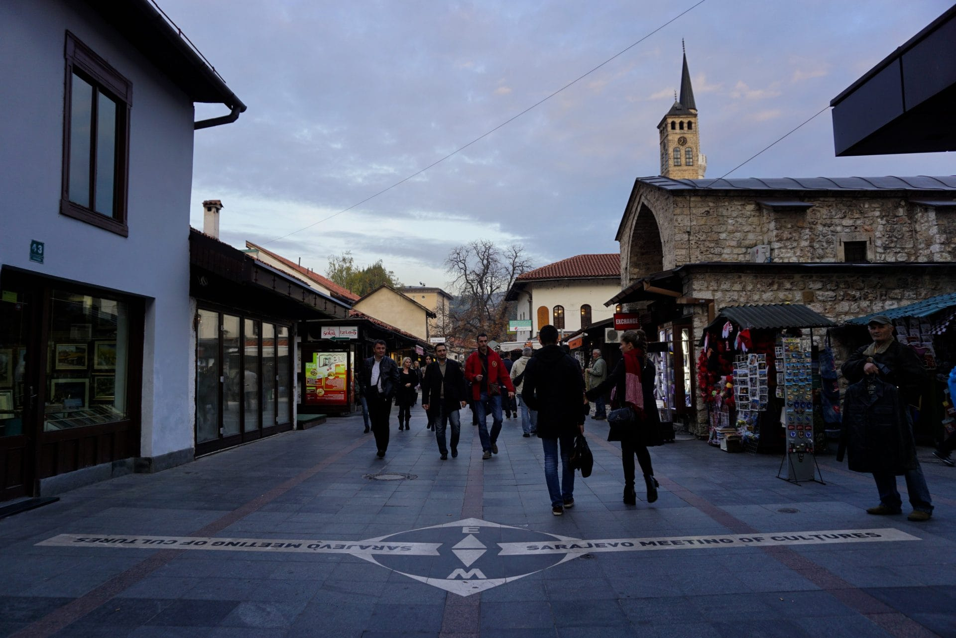 Sarajevo, meeting of cultures, East, Bosnia and Herzegovina - Experiencing the Globe