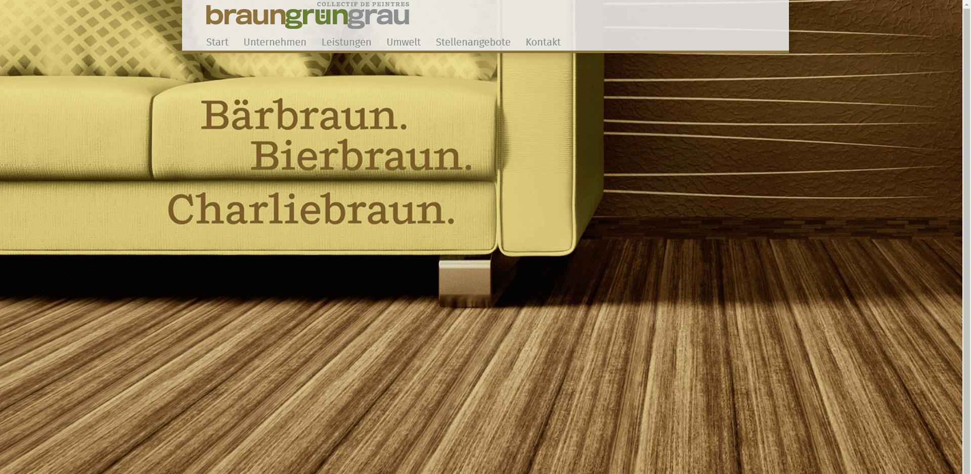 Malereibetrieb – Texte für Web