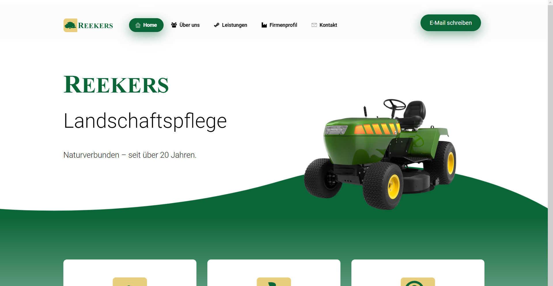 REEKERS Landschaftspflege - Ibbenbüren