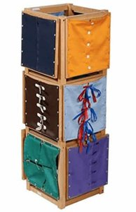 Montessori-Store 12 Cadres avec Supports Haut de Gamme