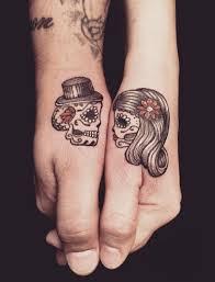 Tatuajes-de-calavera-para-parejas