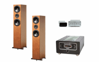 Dac Audiomat Tempo 2.9 – Amplificateur Grandinote Shinai – Enceintes PEL KantorS3