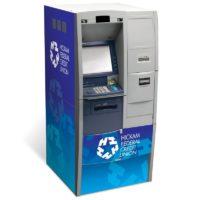 Diebold Opteva 720 ATM Wrap