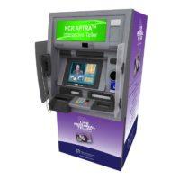 NCR APTRA ATM-Kiosk SharkSkin Wrap Interactive Teller