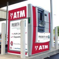 Diebold 750i ATM Branding System