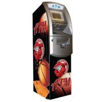 Miami Sharks ATM Wrap Tranax 1700