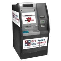 Diebold 7700 ATM Wrap