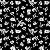 Calavera-pirata-algodón-metros-100x160cm-telas-calaveras