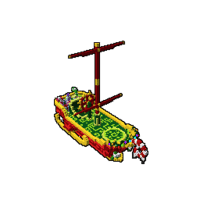 Bedecked Iceboat (Trove – PC/Mac)