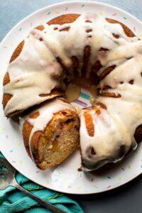 peach-bundt-cake-brown-butter-icing-600x900