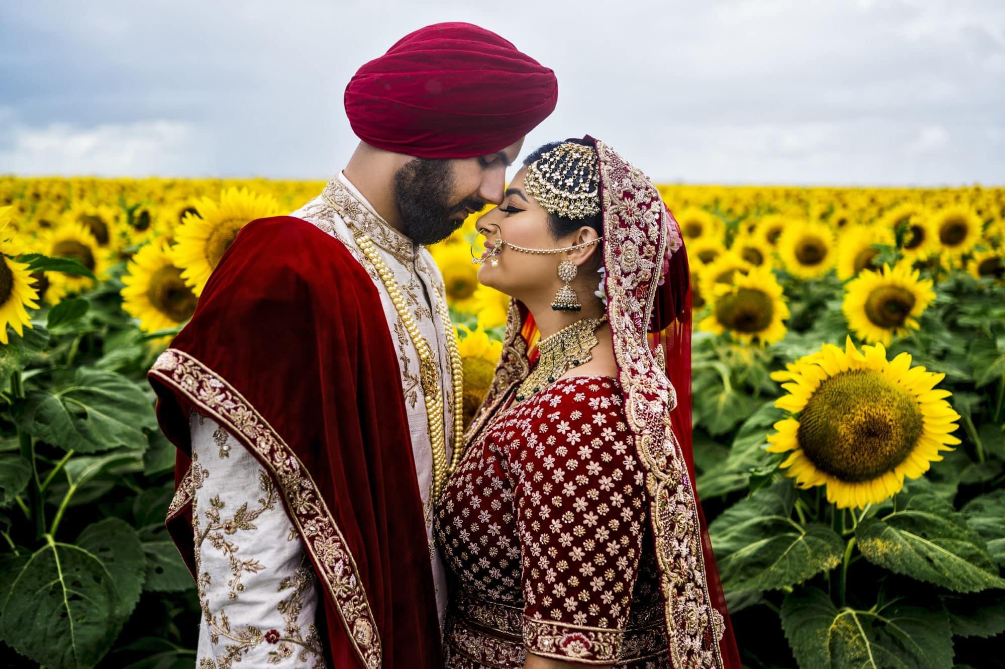 Indian COVID wedding