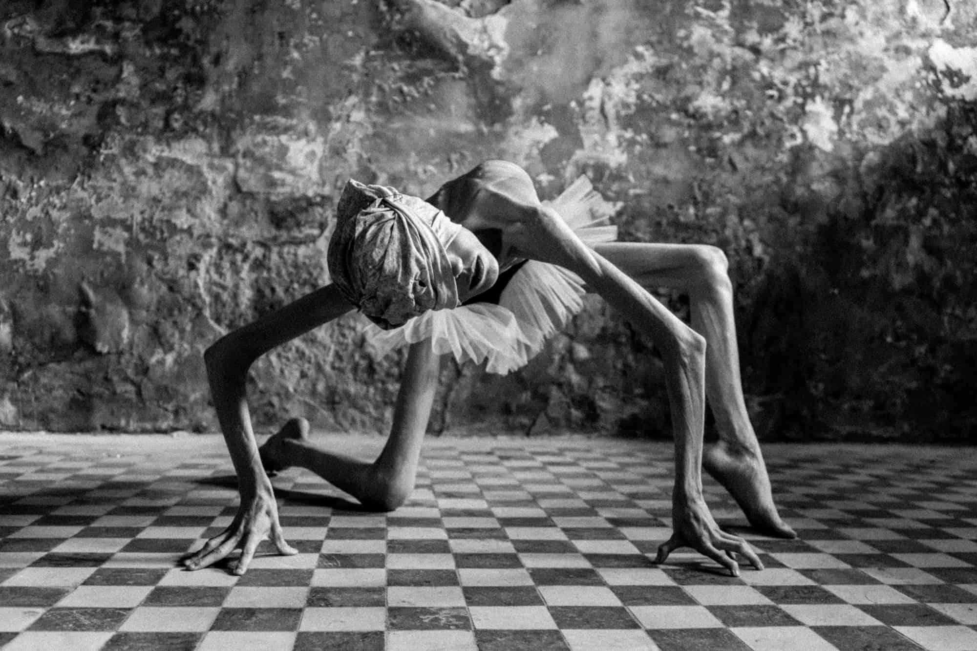 beksinski, photo art