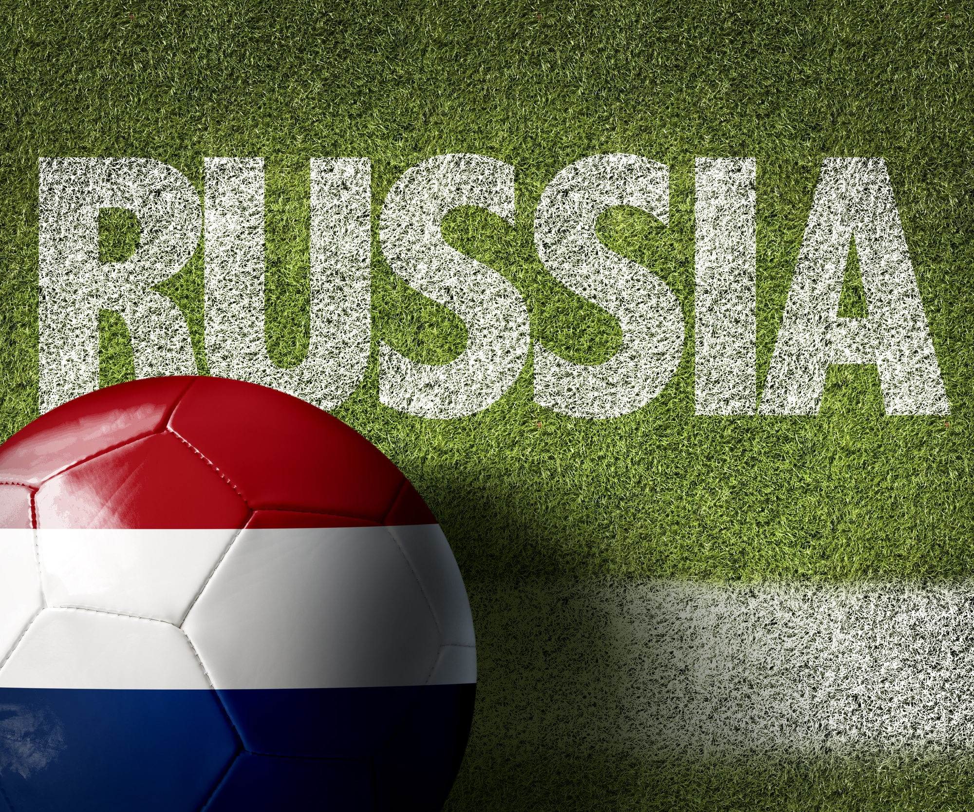 Spain 1, Russia 1