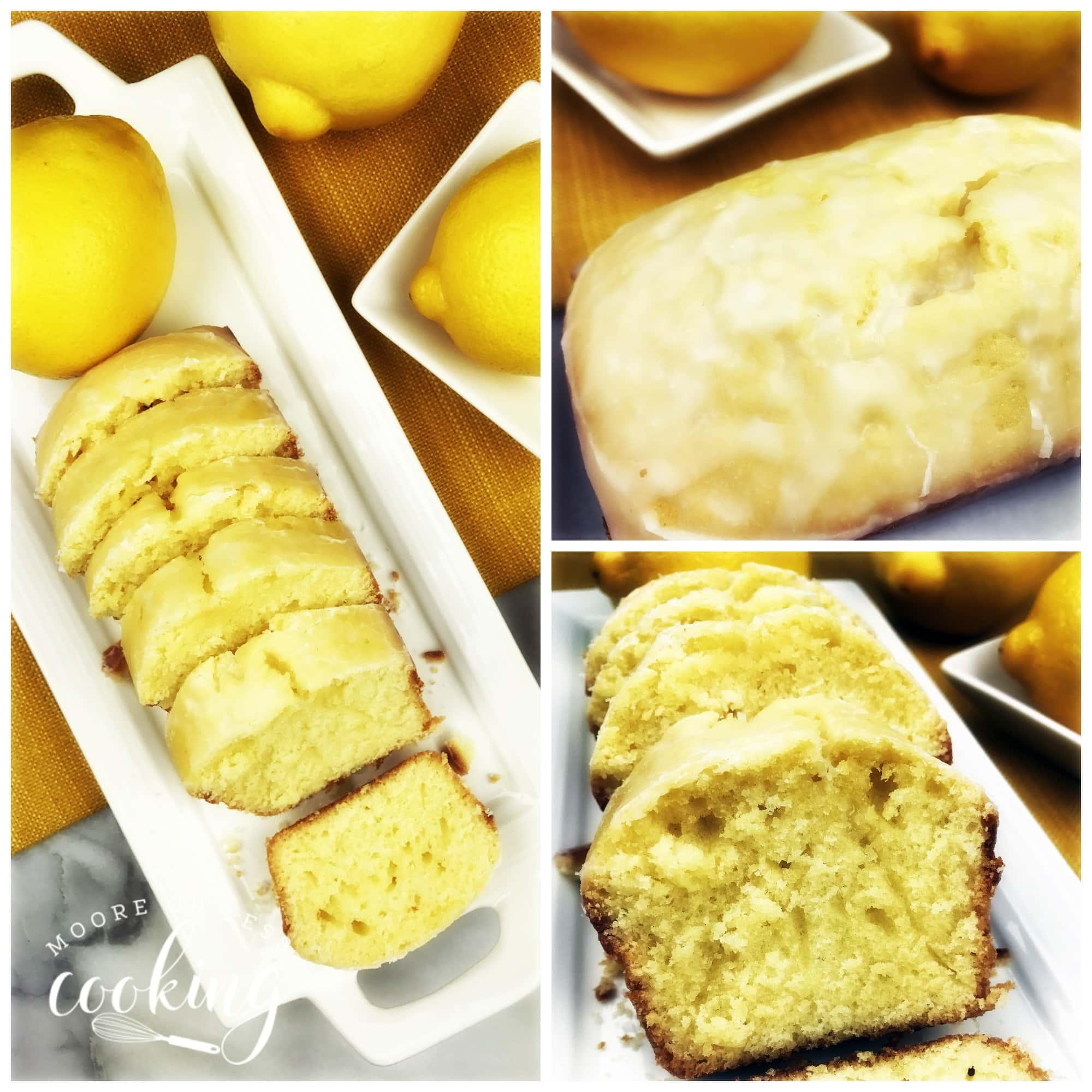 CopyCat Starbucks Mini Lemon Loaves